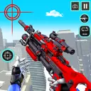 US Police Robot Counter Terrorist Shooting Games