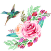 Stickers for Whatsapp WAStickerApps Flowers