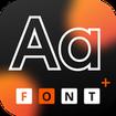 Fonts+ : Emojis, GIF, Keyboard Fonts - Fonts 2021