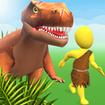 Dinosaur attack simulator 3D