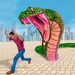 Angry Anaconda Snake City Attack
