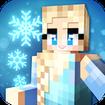 Ice Princess Craft:❄️ Icy Crafting & Building