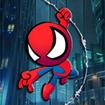 Spider Tower Down - Stickman Run