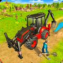 Virtual Village Excavator Construction Simulator