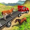 Offroad Farm Animal Truck Driving Game 2020 - رانندگی کامیون حمل دام