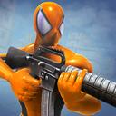 Strange Superhero Ninja Shooter: Gangster Vegas