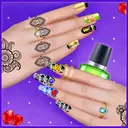 Girly Nail Art Salon: Manicure Games For Girls
