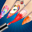 Manicure Nail Art Salon – Girls Games for Free