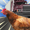 🇺🇸Chicken Royale: Chicken Challenge 3d Viral app