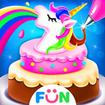 Rainbow Unicorn Cake Maker – Kids Cooking Games