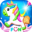 Unicorn Cookie Maker – Bake Cookies Games