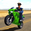 Moto Bike Police Chase 3D