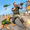 US Army Dog Anti Terrorist Shooting Game