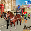 Horse Taxi City School Transport Pro