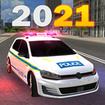 Police Car Game Simulation 2021