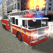 Real Fire Truck Driving Simulator: Fire Fighting