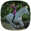 اسب سواری باربی