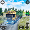 Army Truck Driving Simulator Game-Truck Games 2021