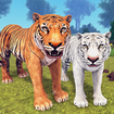 Tiger Family Simulator: Virtual Animal Games