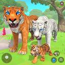 Tiger Family Simulator: Jungle Hunting Games