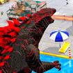 Monster Dinosaur Rampage Game
