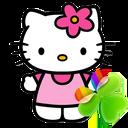 Hello Kitty GOLauncher EX Theme