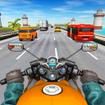 Traffic Highway Rider: Real Bike Racing Games