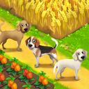 Happy Town Farm Games - Farming & City Building