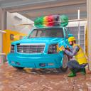 Smart Car wash Workshop: Service Garage for Kids