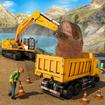 Sand Excavator Offroad Crane