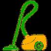 جاروبرقی گوشی