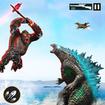 Angry Dinosaur Hunter Wild Animal Shooter Clash 3D