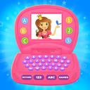 Princess Pink Computer For Girls