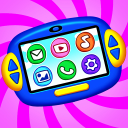 Babyphone & tablet - baby learning games, drawing