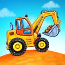 Truck games for kids – کامیون برای بچهها