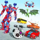 Football Robot Car Transform