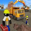 Stickman City Construction