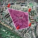 Gps Area  Calculator  for Land Measurement