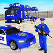 Grand Police Cargo Vehicles Transport Truck