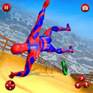 Superhero Robot Speed: Super Hero Game