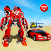 US Robot Transform Car: Robot Transport Games 2020