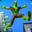 Frog Ninja Hero Gangster Vegas Superhero Games