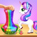 Rainbow Unicorn Slime Maker - Jelly Toy Fun