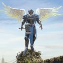 Crime Angel Superhero - Vegas Air Strike