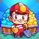 Idle Miner Simulator - Idle Gold Tycoon