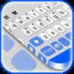 Blue Business Keyboard Theme