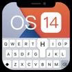 OS 14 Style Keyboard Theme
