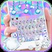 Shining Diamond Keyboard Theme