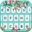 Summer Time Flowers Keyboard Theme