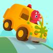 Dinosaur Car - Truck Games for kids